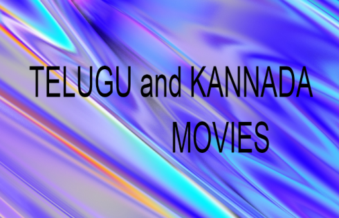Telugu, Kannada Movies Leaked in 123Movies