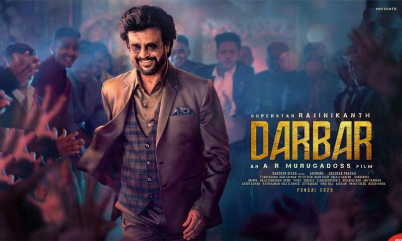 2020 Latest Tamil Film Darbar Full Movie Leaked Online By Piracy Website Movierulez For Download