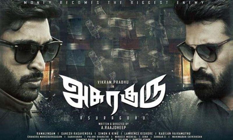 Asuraguru Full Movie LEAKED Online by Tamilrocker For Free Download; Trouble For Tamil Continues