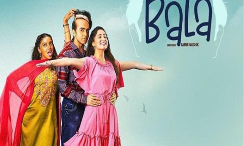 2019 Latest Hindi Film Bala Full Movie Leaked Online By Piracy Website Movierulez For Download