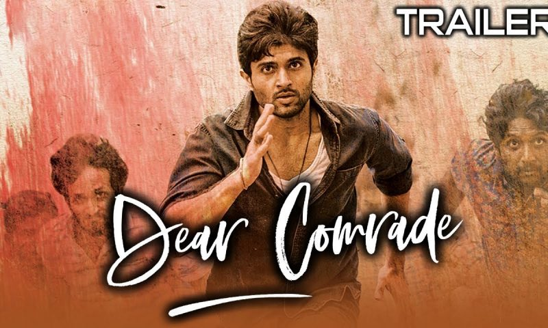 Tamilrockers leaks Vijay Devarakonda's Dear Comrade Full Movie Download for Free – 2019, HD, 720p, 1080p