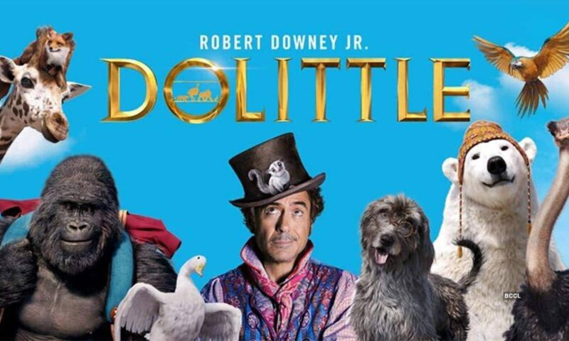 Latest Hollywood Thriller Dolittle Full Movie Download Leaked in Movierulez, Watch Movie Online