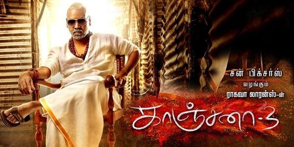 Tamilrockers leaks Tamil's Kanchana 3 Full Movie Download for Free – 2019, HD, 720p, 1080p