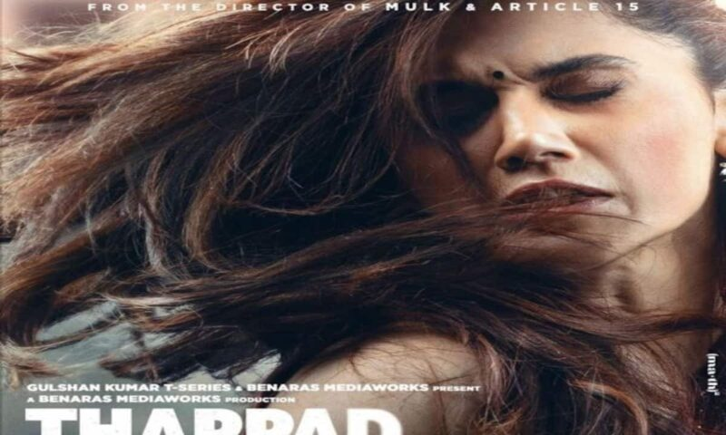 Taapsee Pannu Bollywood Film Thappad Leaked Online By Piracy Website Movierulez