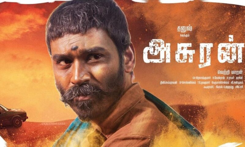 Dhanush's Latest Movie In Trouble – Asuran Full Movie Leaked Online by Movierulez in HD, 720p, 1080p