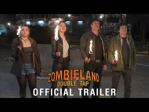 Woody Harrelson's latest movie Zombieland Double Tap Leaked by Movierulez Online For Free Download in HD & FHD