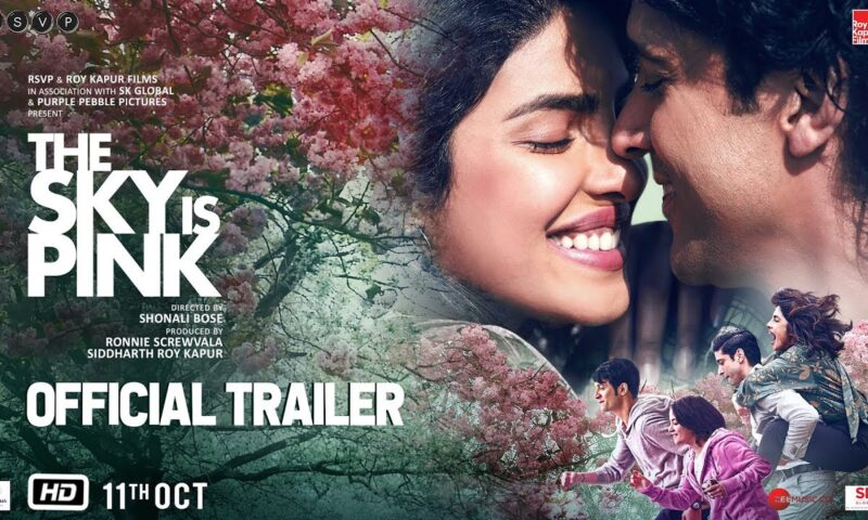 Priyanka Chopra's The Sky Is Pink Full Movie Leaked By Movierulez, Made Available For Free Download