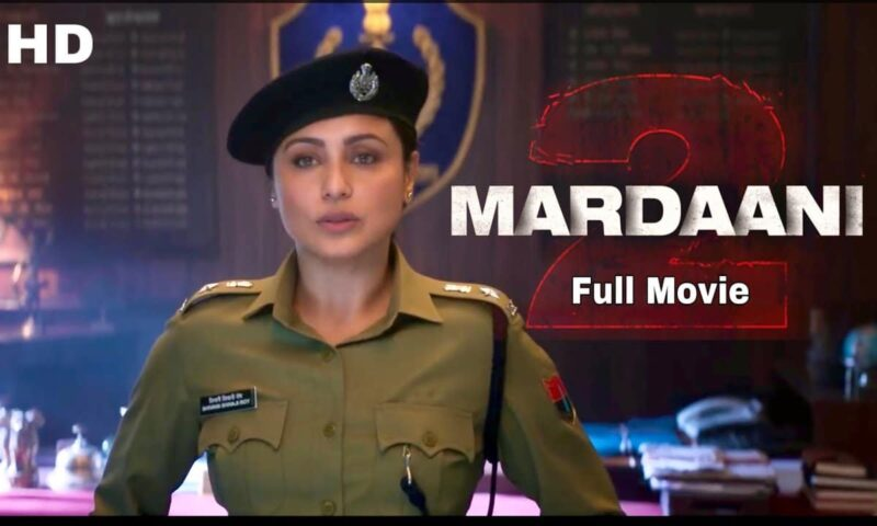 Rani Mukerji Bollywood Film Mardaani 2 Leaked Online By Piracy Website Movierulez