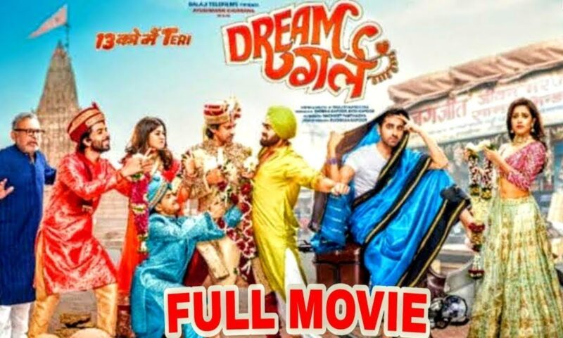 Ayushmann Khurrana's Dream Girl full movie leaked by Movierulez, made available for free download