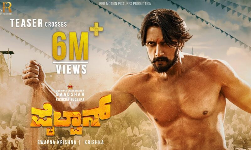 Sudeep's Latest Movie In Trouble – Pailwaan Full Movie Leaked Online by Movierulez in HD, 720p, 1080p