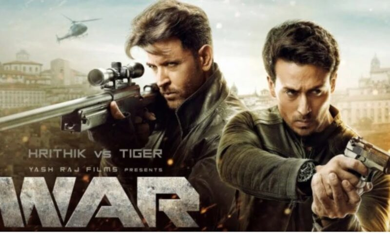 Movierulez strikes again – Tiger Shroff's latest movie War Leaked by Movierulez Online in HD & FHD