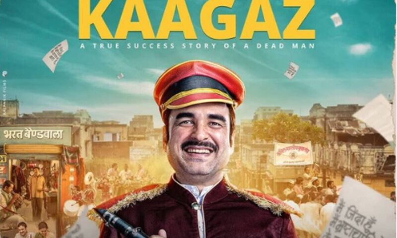 Kaagaz Full Movie Download in HD Leaked By Filmywap